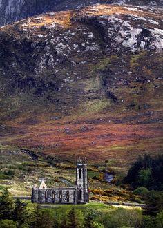 Dunlewy Church - Ireland