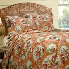 Shell Key 3-4 Piece Comforter Set - BedBathandBeyond.com