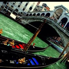 Venice... Been there! Loved it!