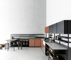 Cocinas integrales | Componentes de cocina | Salinas | Boffi. Check it out on Architonic