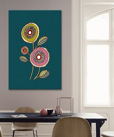 Look at this Mariano 3 Gallery-Wrapped Canvas on #zulily today!