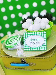 word play golf holes are better than donut holes...or something