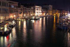Venice beautiful city town morning water trip amazing happy night walk lights building