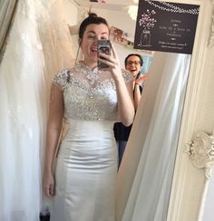 Just trying on our dresses ready for the ball!  The lovely Sammie Lou Bridal Couture has donated us some beautiful dresses.  All money from the sale of the dresses will go to Zoë's Place Coventry!  Keep watching our Facebook page for pictures of the gorge
