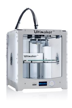 The Ultimaker 2+ 3D printer is easy to set up and use, and has good overall print quality.