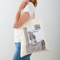 """""""gothic whimsical ink bird"""" Tote Bag by grumblebeeart 