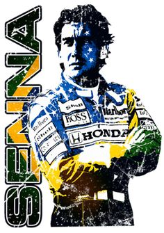 Ayrton Senna Hicustom.net