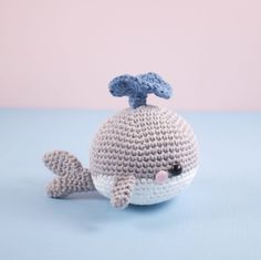 Willy and Nelly the whale cousins amigurumi pattern - Amigurumipatterns.net