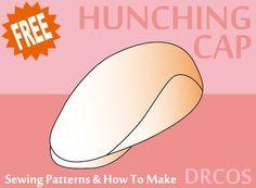 Hunchingcap sewing patterns & how to make