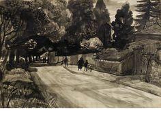 Hampstead - John Minton (1917-1957)