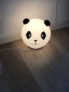 Fado Lampe Panda Ikea Hack