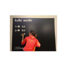 "Polubienia: 13, komentarze: 1 – Kulki Anulki (@kulkianulki) na Instagramie: ""Work in progress... #kulkianulki #sopot #lody #nowemiejsce #blackboard"""