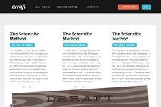 reverend danger digital agency website inspiration