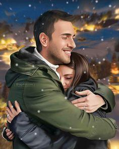 Perfect Couple, Beautiful Couple, Wedding Photography Poses, Girl Photography, Cute Muslim Couples, Disney Wedding Dresses, Cute Love Cartoons, Ftm, Turkish Actors