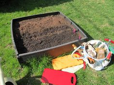 How-To: Plant a Garden  my scraps