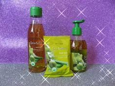 Love nature aceite de oliva y aloe vera Oriflame