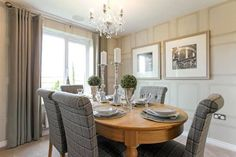 We offer a wide selection of house types to meet the requirements of a wide range of purchasers, whether you're a first-time buyer or an existing homeowner. Taylor Wimpey, Modern Family, Home Office, Table Settings, Bedroom, House Styles, Interior, Image, Indoor