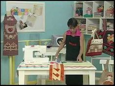 ▶ AULA DE PATCHWORK - BARRADO EM SEMINOLE - ATELIE NA TV - YouTube
