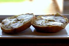 Homemade Cinnamon Raisin Bagels