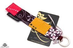 Bunter Schlüsselanhänger - Unikat aus der Lieblingsmanufaktur - Geschenk-Idee für Deine Hebamme