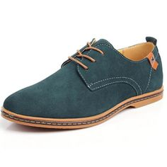 60.00$  Buy now - http://aliqvg.shopchina.info/1/go.php?t=32738503723 - Good trend british fashion men casual shoes  high quality suede leather men's shoes big size men's shoes EUR SIZE 48  #aliexpress