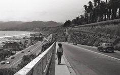 California Incline, Santa Monica, about 1958