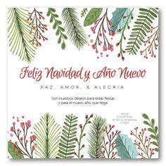 Naturaleza Paz :: tarjetas para navidad y fin de año - tienda online