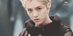 EXO Luhan in Wolf. He looks offended... lol