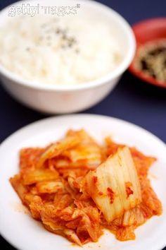 Korea food, kimchi