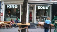 King Kong_Witte de Withstraat