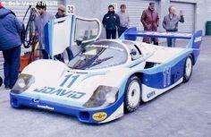 11 - Porsche 956 #102 - John Fitzpatrick Racing DRM Zolder Bergischer Löwe 1983