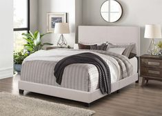 Home source regents khaki linen like fabric queen bed set. Bed includes the Headboard, foot board and rails with 4 slats. Bed measures x x H. Also available in Twin and Full. Queen Bedding Sets, Queen Beds, Bedroom Sets, Bedroom Decor, Apartment Needs, Full Bed Frame, Bed Reviews, Adjustable Beds, Wood Slats
