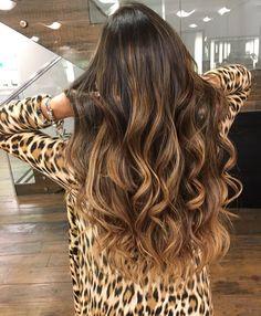 "507 curtidas, 8 comentários - Denise Rozendo (@deniserozendow) no Instagram: ""Morena iluminada  #morenailuminada #studiow #studiowcampinas #hairstyle #haircolor…"""