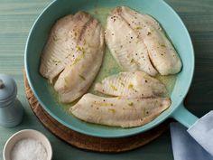 Bobby's Baked Tilapia Recipe : Paula Deen : Food Network - FoodNetwork.com