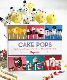 Cake Pops Cookbook|LTD Commodities