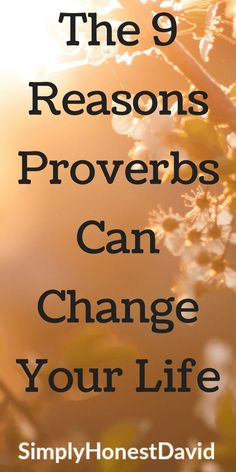 Open your Bible and study Proverbs! here are 9 reasons they can change your life. Bible Studies For Beginners, Reading For Beginners, Bible Study Plans, Bible Study Guide, Bible Topics, Prayer Times, Christian Devotions, Faith Hope Love, Bible Lessons