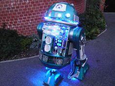 R2-D2 rediseñado