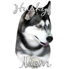 Husky Mom  Proud of it!!  siberian husky canvas | Siberian Husky Calendar Designs  Templates ...