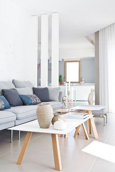 Carte Blanche Apartment by Anne-Maud & Natacha