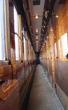 Inside the Orient-Express - Best Luxury Cars By Train, Train Tracks, Train Rides, Train Trip, Orient Express Train, Simplon Orient Express, Ways To Travel, Travel Hacks, Travel Essentials