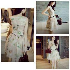 Dress for women Color apricot  Price 1950 #women #instacool #dresses #fashion