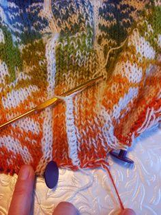 Ninapetrinas kreative hjørne: Klippetips for strikkejakker