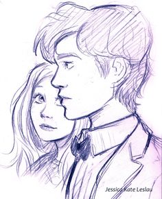time to draw: Doctor Who. I want to try and draw this