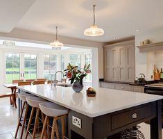 Surrey | Lewis AldersonF&B Railings and Charleston Gray