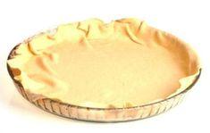 Masa de tarta con aceite Microwave Recipes, Easy Salads, Pie Dish, Raw Food Recipes, Deli, Pasta, Lunch, Cooking, Desserts