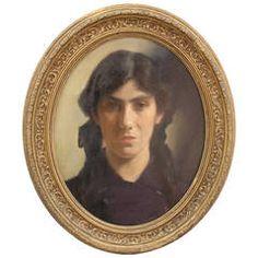 Portrait of Lady by James Jebusa Shannon