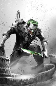 BATMAN #50 By Francesco Mattina