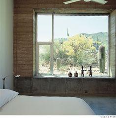 Tuscon Mountain House, 2004. Tuscon, Arizona. Rick Joy Architects