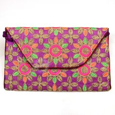 Rishita Clutch/Bag by indiatrendshop.com