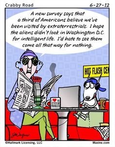 Maxine on our government